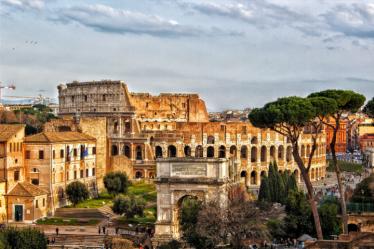 Rome Discobole de Miron